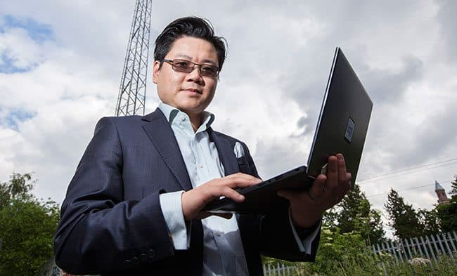 Smart Antenna Technologies announces £1m investment to build the world's first multi-functioning antenna