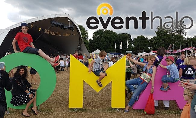 Interview: Jamie Ridyard, festival planning master and co-founder of event management app, EventHalo
