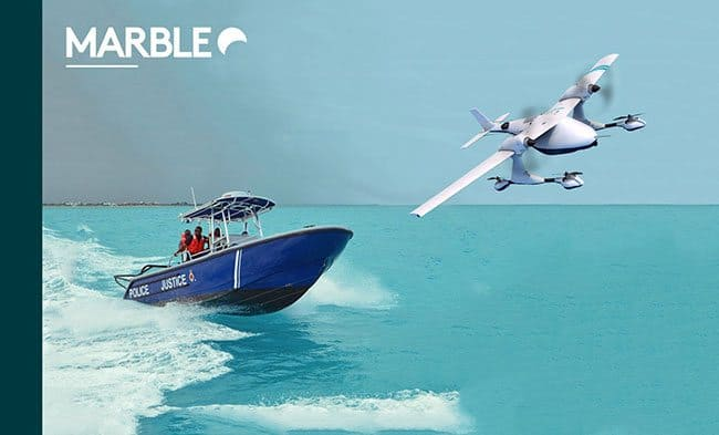 How startup Marble is using autonomous drones to help small governments