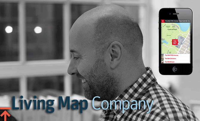 Profile: Living Map Company, revolutionising map design and technology