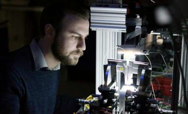 World's first quantum encryption chip developed