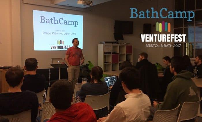 Bathcamp talks show off smart city technology