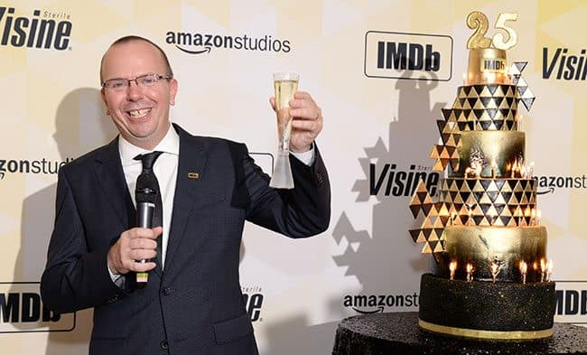 Interview: Col Needham, Founder of IMDb, the world's number one movie database