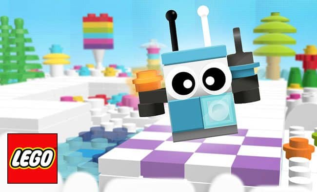 Complete Control partners with LEGO to help teach kids how to code