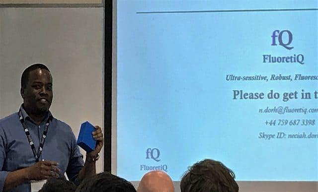 Quantum entrepreneurs show their stuff