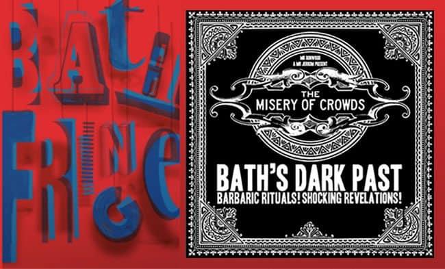Explore a fantastical version of Bath's dark past– digitally