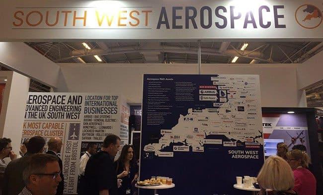 CFMS represents the West at International Paris Air Show 2017