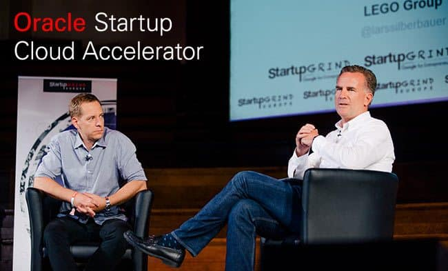 Interview: Reggie Bradford, Senior Vice President at Oracle's Startup Cloud Accelerator