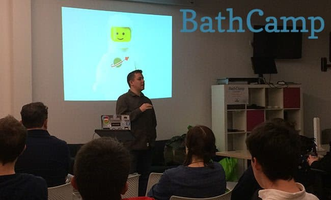 Involved in an exciting tech project you want to tell people about? Bathcamp wants to hear from you