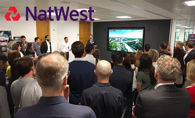 NatWest launches 80-person strong digital studio in Bristol with community at its heart