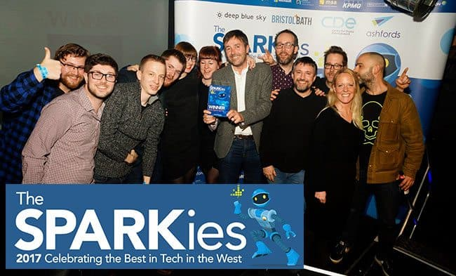 The SPARKies tech awards 2017 shortlist announced!