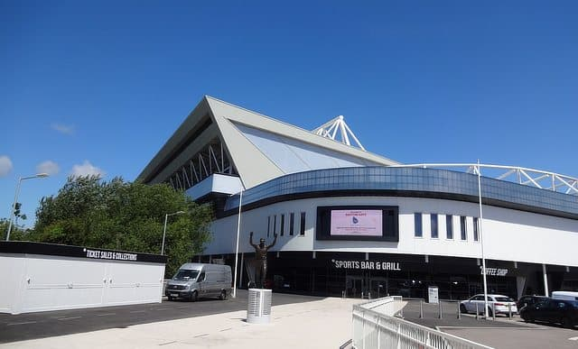 £1.8m project turns Ashton Gate in to a live 'big data' test lab
