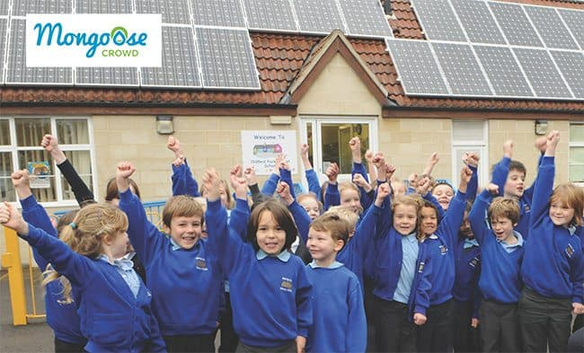 Mongoose Energy introduces a new renewable energy crowdfunding platform