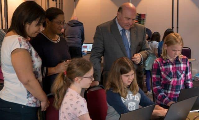 Code clubs show the digital future in Bristol