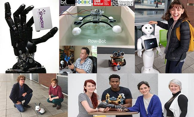 13 cool robots being developed in the South West