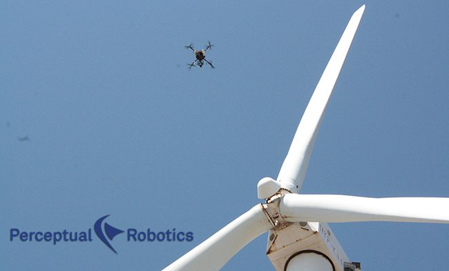 Profile: Perceptual Robotics on using drone tech to do the dull, dirty and dangerous