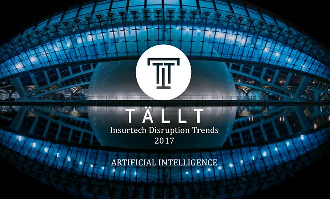 Tällt intelligence reveals disruptive AI future for insurance