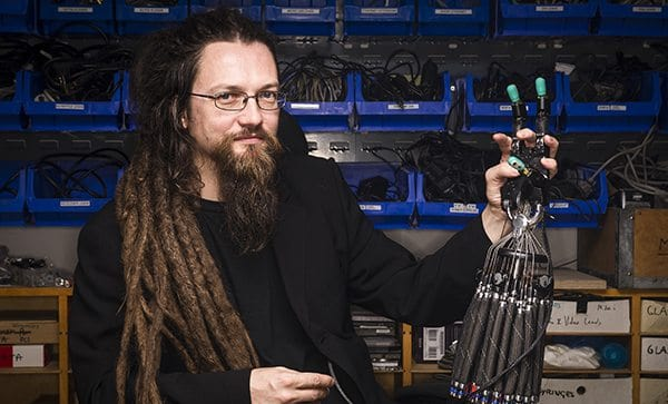 Bristol robotics company wins exhibit at leading innovation show