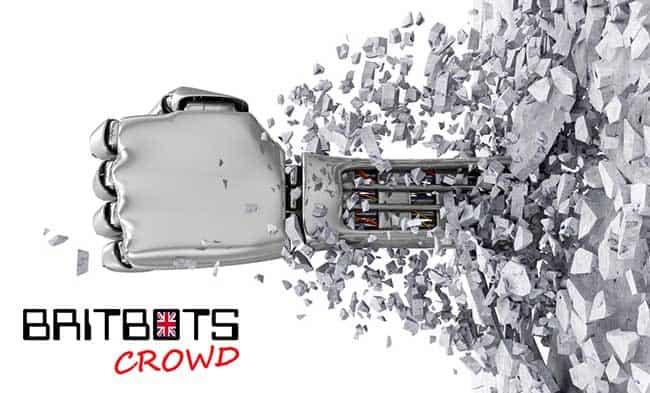 British robotics crowd-funding launched