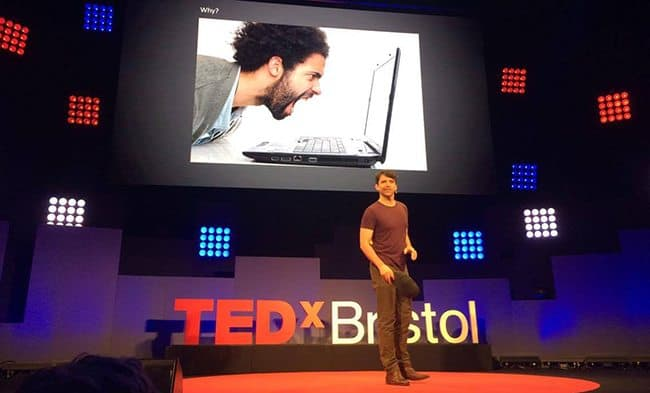 Thousands dare to disrupt by turning up and tuning in to TEDxBristol