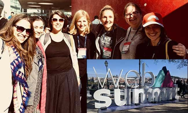Guest Blog: IT Girls Collaborative take on Web Summit 2017