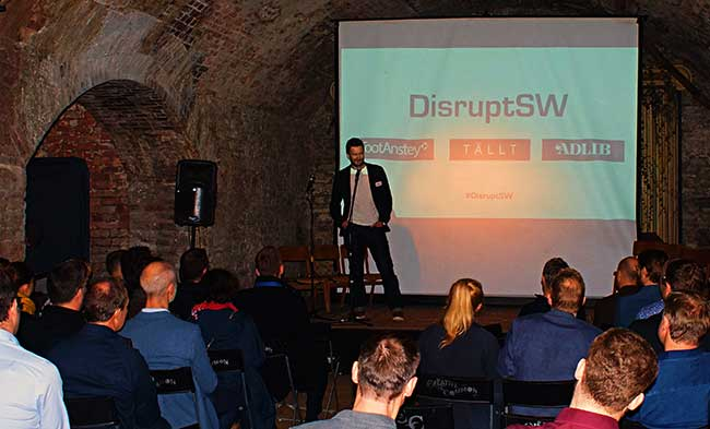 DisruptSW celebrates the South West's most ground-breaking tech companies