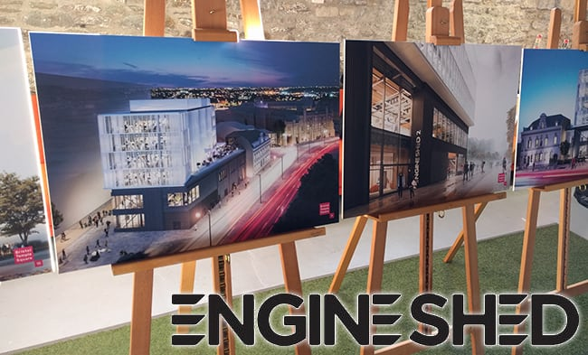 Planning approved for Engine Shed 2