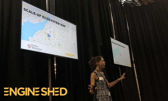 Engine Shed raises the bar in its commitment to supporting tech scale-ups
