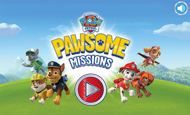 Bath-based creatives produce PAW Patrol game for Nick Jr.