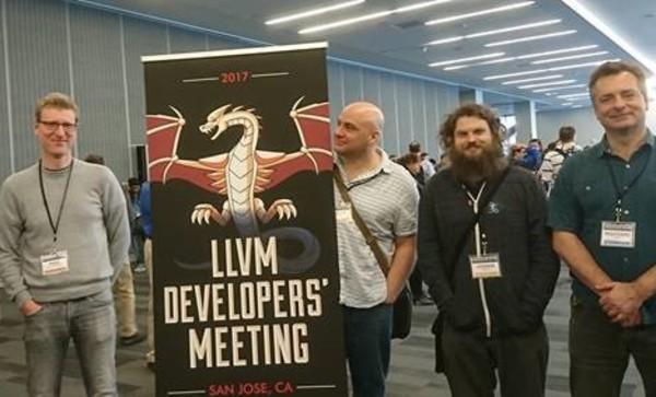 European LLVM Developers' Meeting lands in Bristol