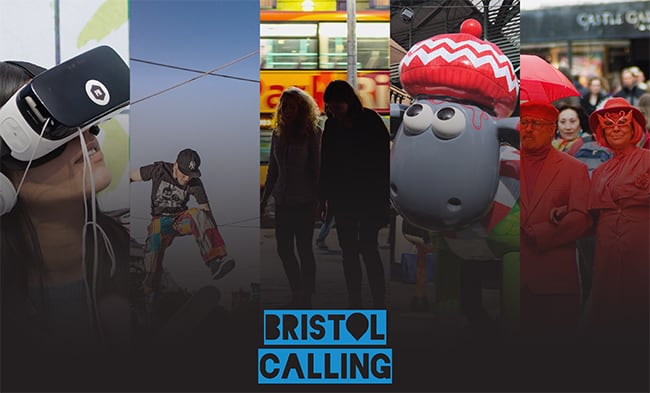 Bristol Calling campaign draws top tech talent to the South West