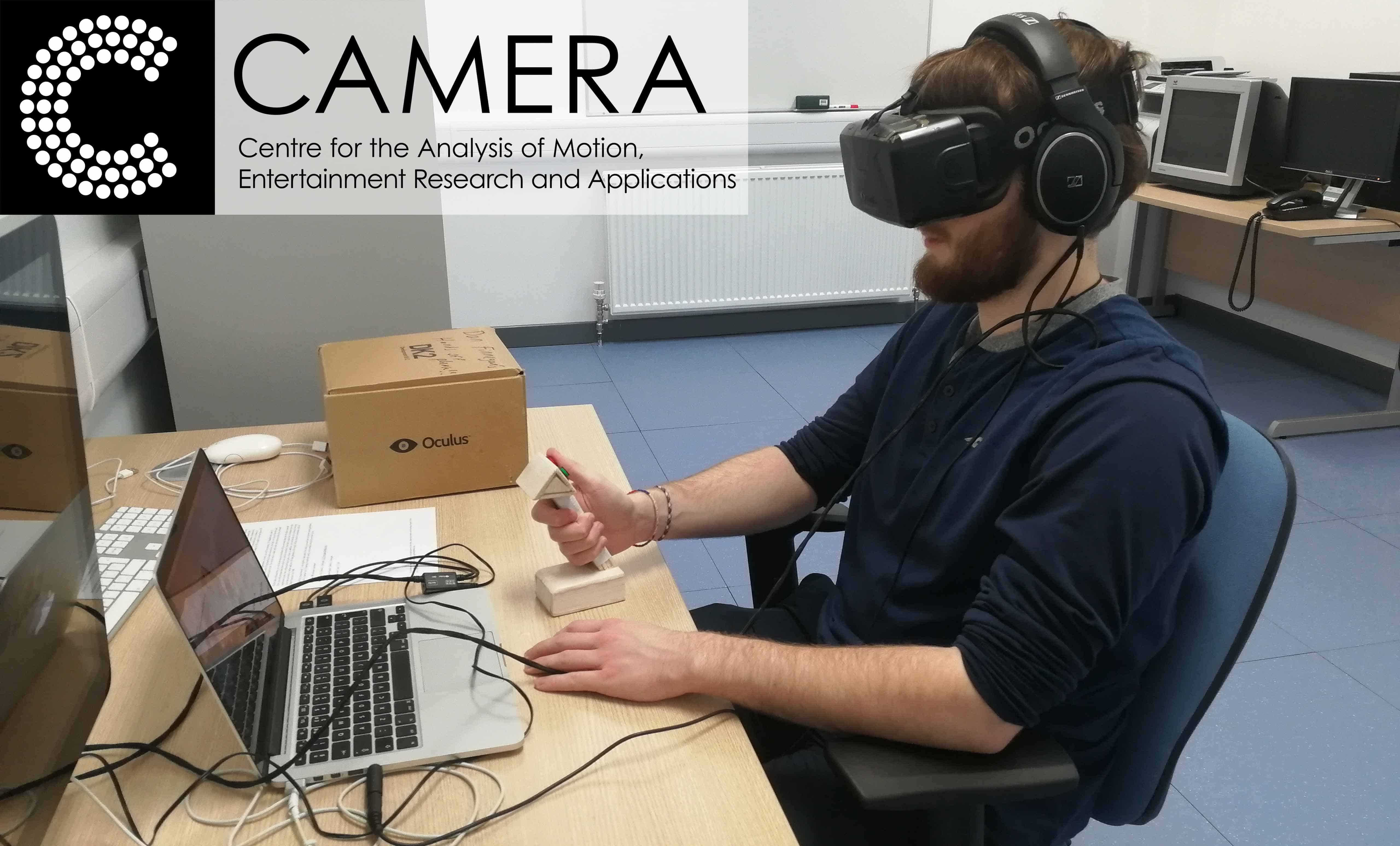 Bath's researchers are discovering what it really takes to create a believable virtual environment