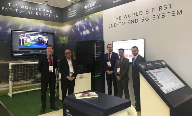 Bristol shows world's first 5G end-to-end network