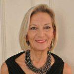 Portrait shot of Jenny Tooth OBE
