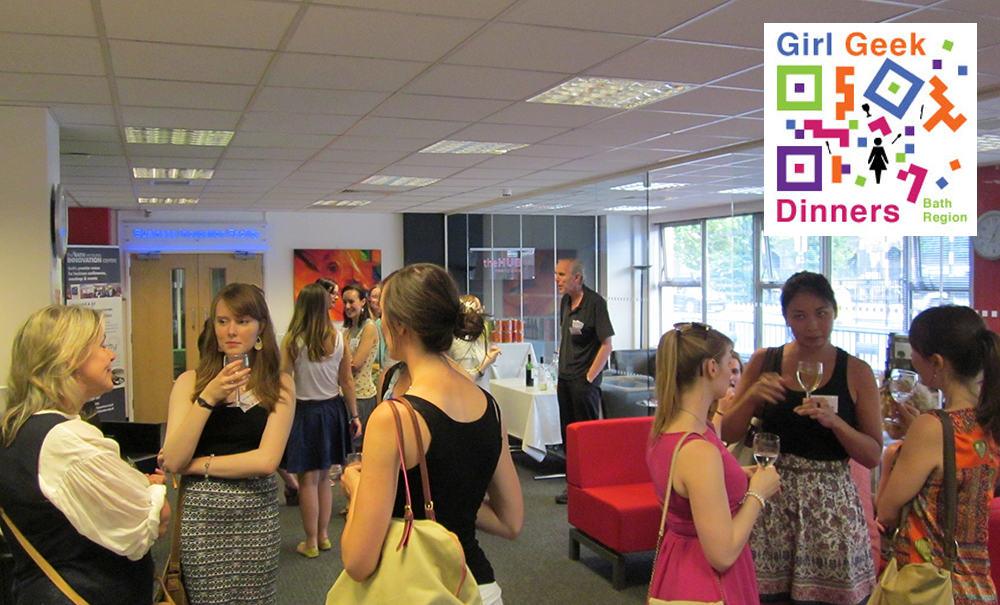 Bath Girl Geeks set to re-launch on International Women's Day