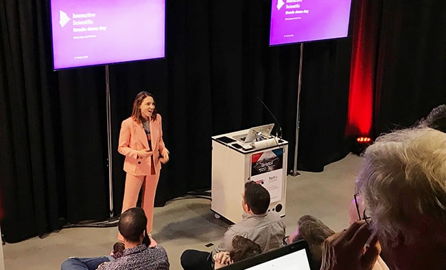 Oracle Startup Cloud Accelerator's first Bristol-based cohort pitch to top UK investors