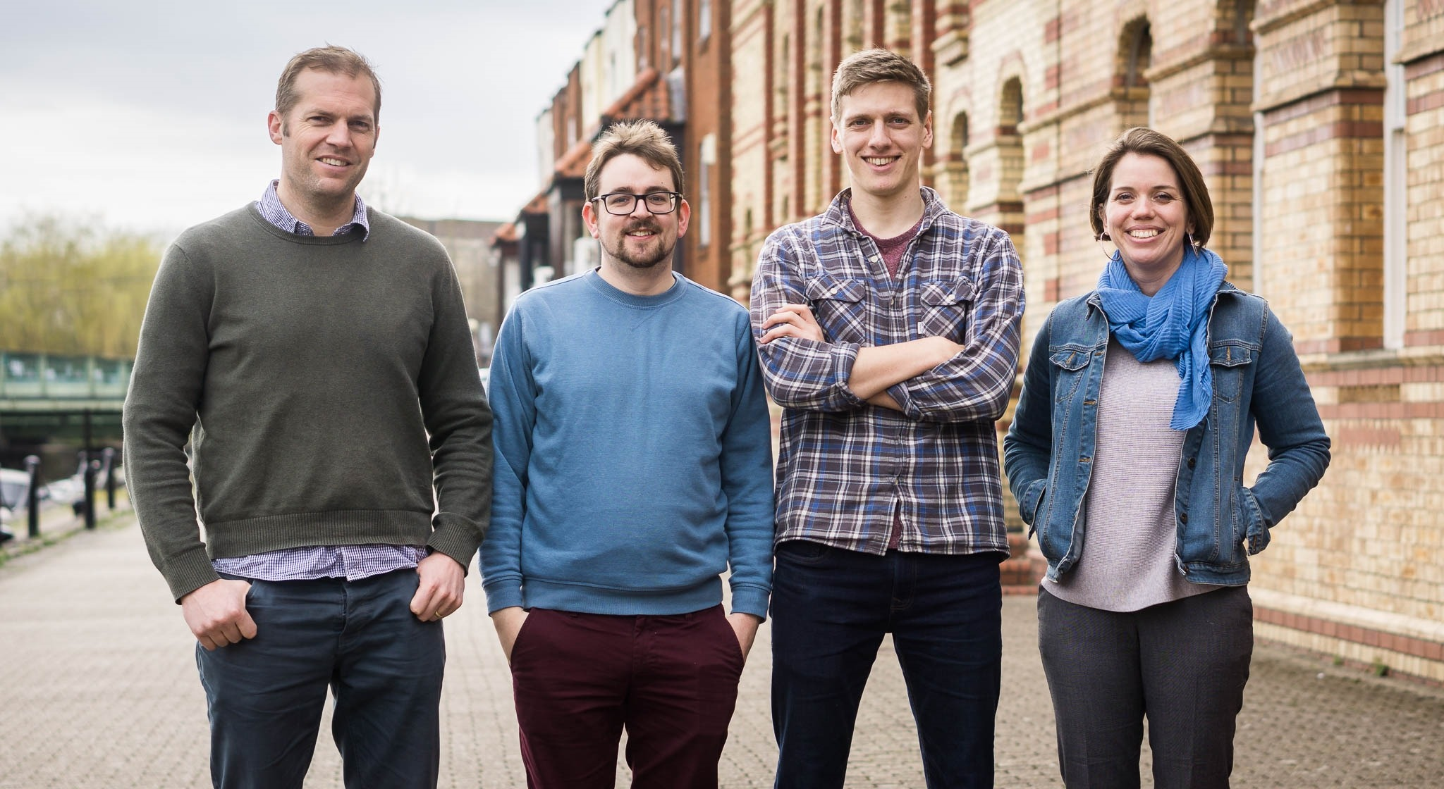Tenacious Bristol startup triumph over adversity