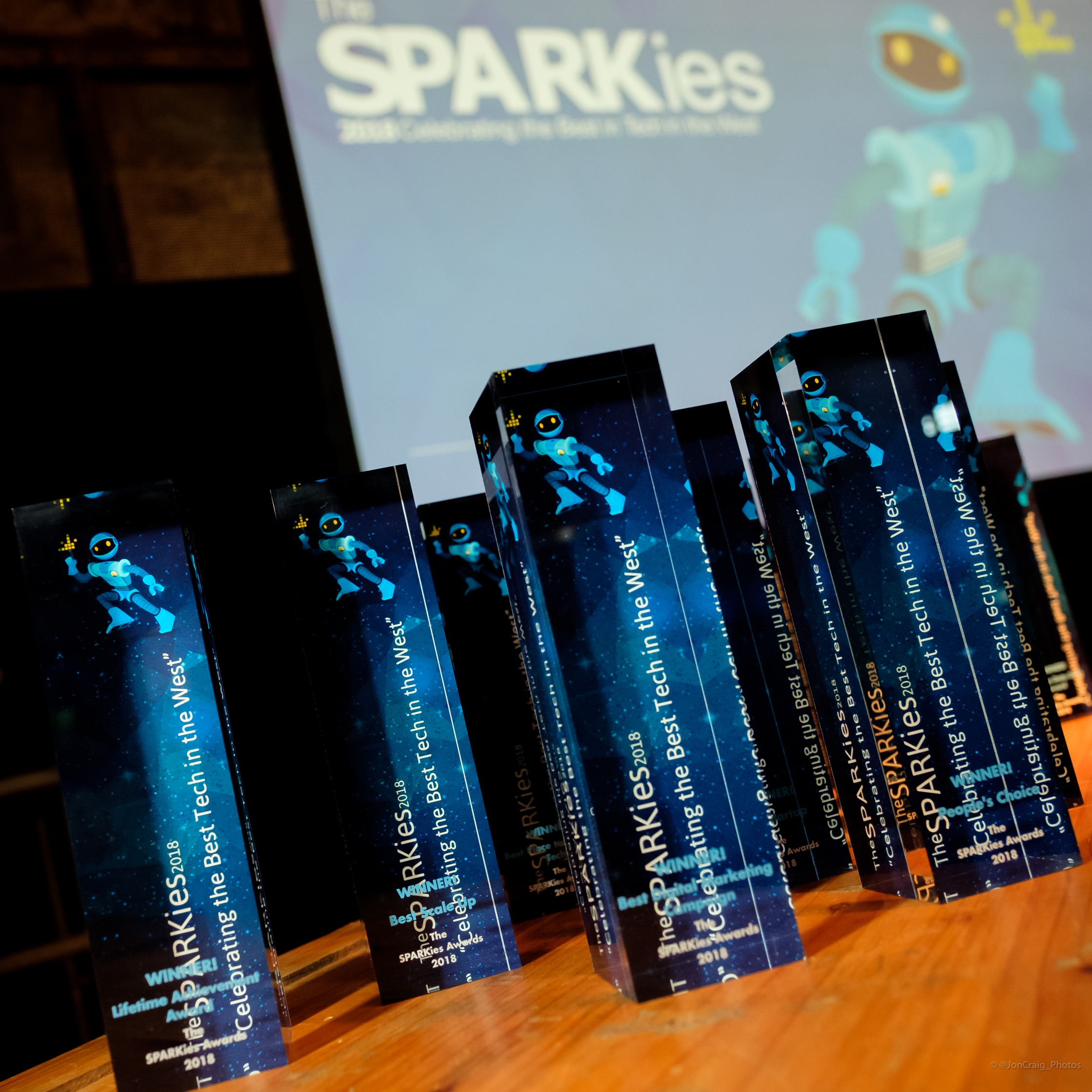 Vote now for The SPARKies People's Choice Awards 2019