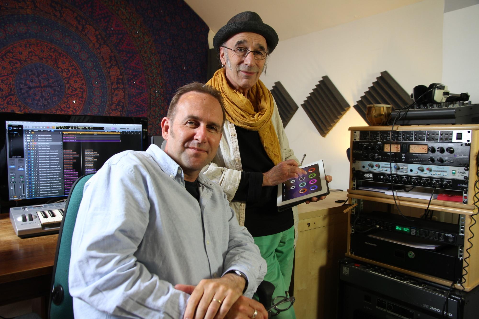 Bristol musicians develop app to enrich lives of dementia sufferers