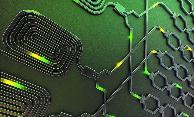 First programmable photonic silicon quantum chip