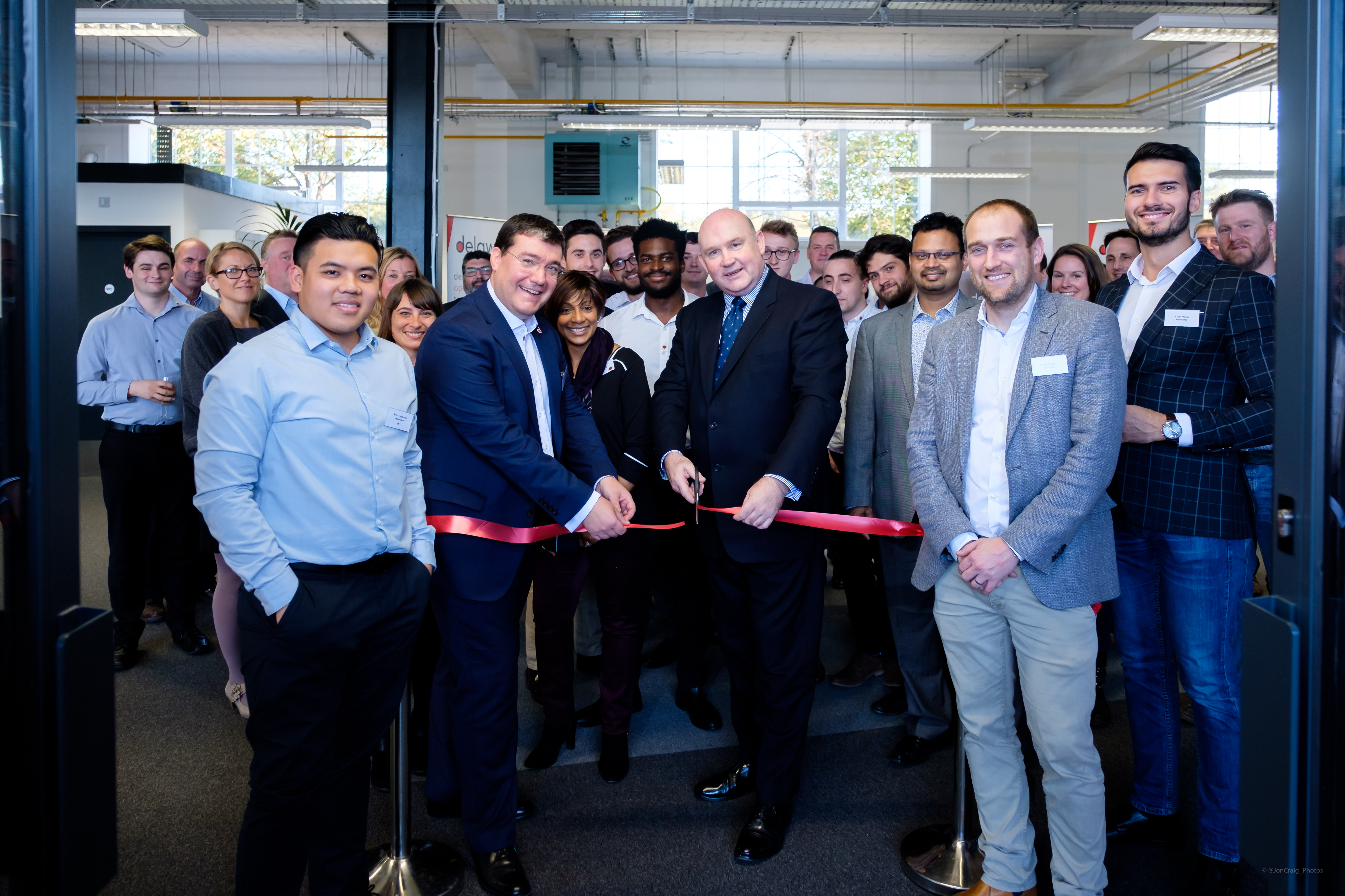 Delaware launches new UK delivery hub to extend global IT services