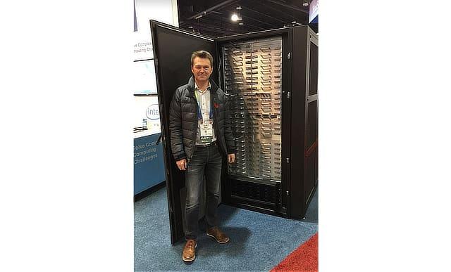 Bristol's ARM supercomputer to model next generation jet engines