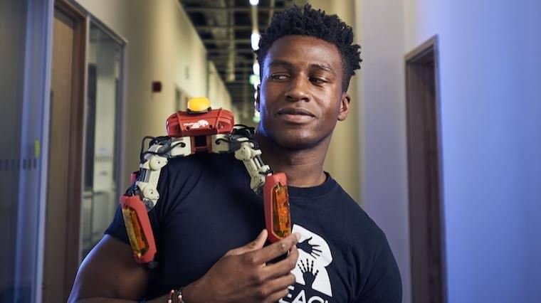 Silas Adekunle recognised as Top 100 BAME leader in tech