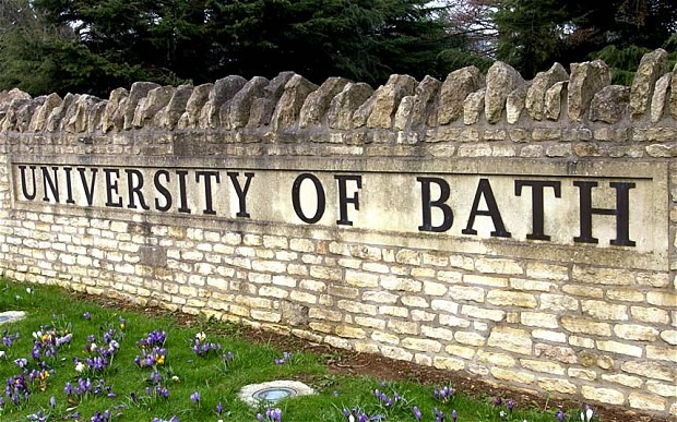 University of Bath showcases business benefits of research partnerships