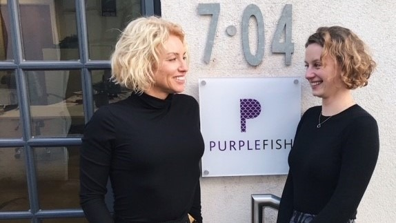 Purplefish expands events team with new staff