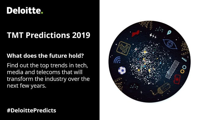 Deloitte's tech & digital trends for 2019 Techie brekkie