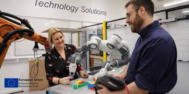 Robotics and automation support for West of England SMEs