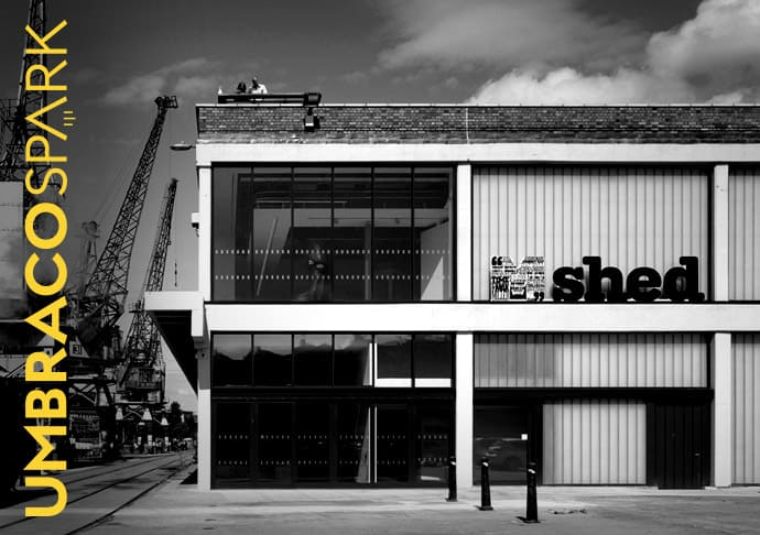 M shed to host inaugural Umbraco Spark Innovation Conference