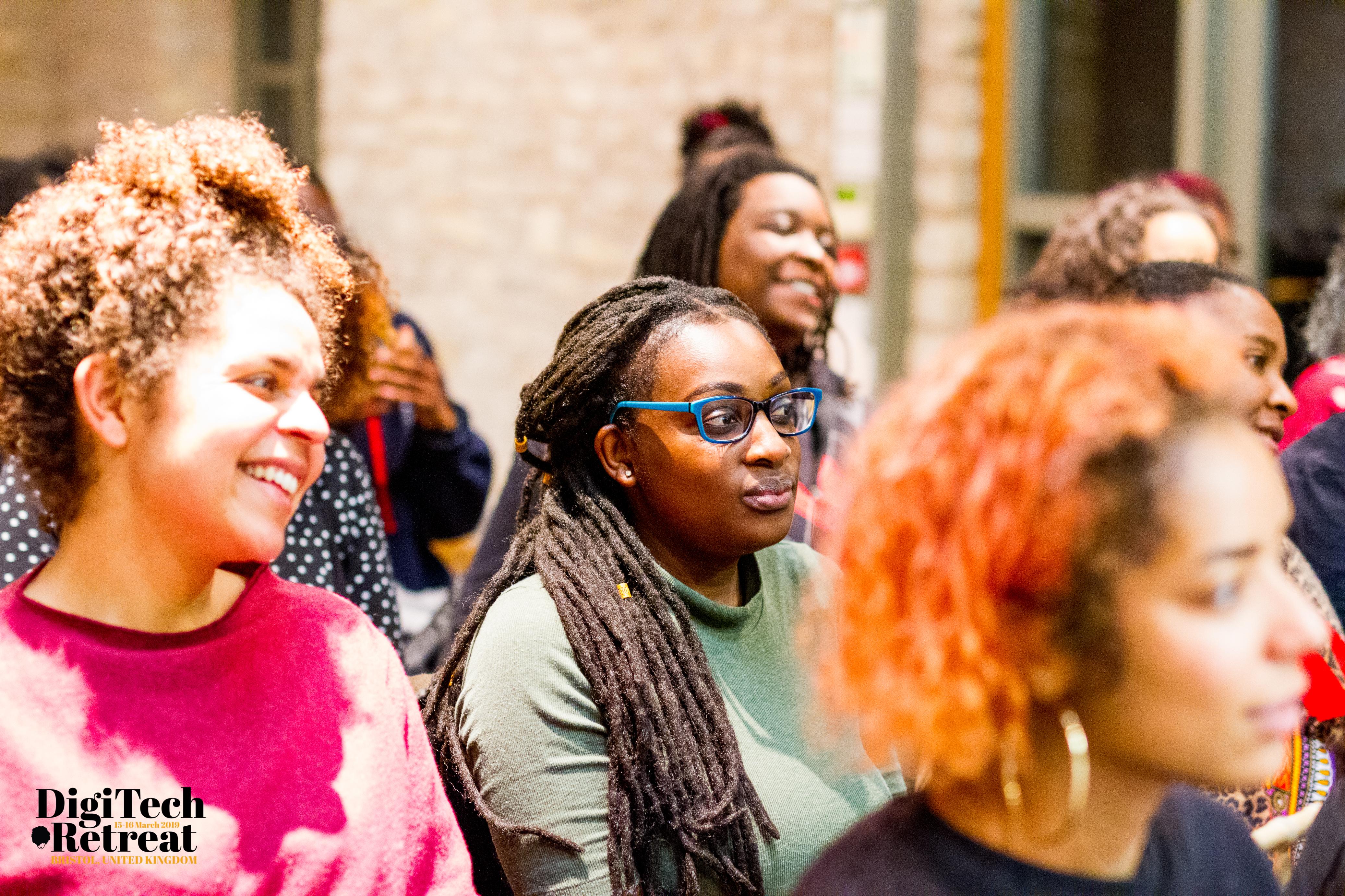 Spotlight on: The inaugural Black Girl Convention DigiTech Retreat