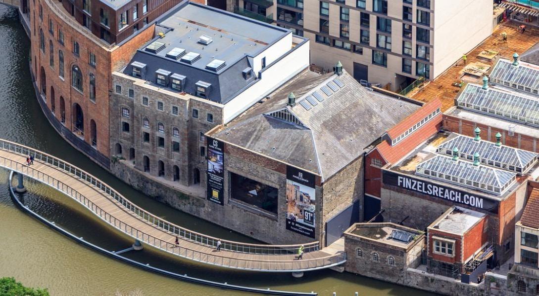 Channel 4 picks Finzels Reach for Bristol Creative Hub